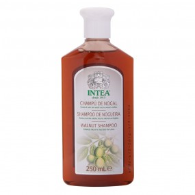 Intea® WALNUT Shampoo special for dark and colouring hair