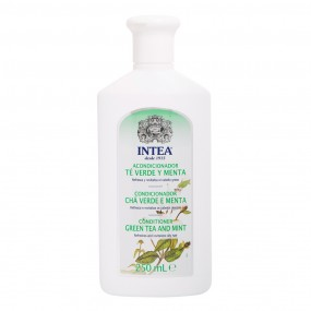 Intea® GREEN TEA and MINT Hair conditioner special for oily hair