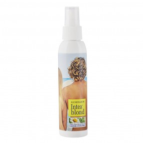 INTEA BLOND Lightening effect and shine for all blond hair. Without alcohol